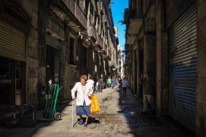 Barcelone - Ambiance de rue #2